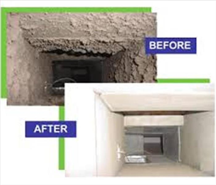Cleaning What's Lurking in your Ducts?