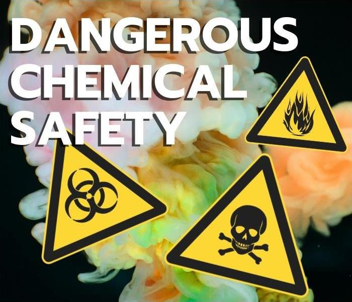 Why SERVPRO Dangerous Chemical Safety