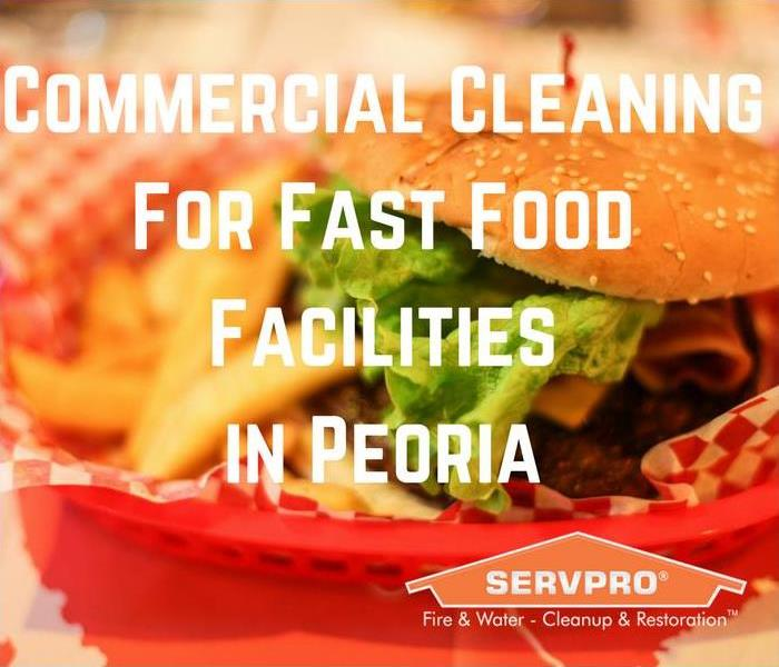 Mold Remediation Commercial Cleaning For Peoria Fast Food Facilities