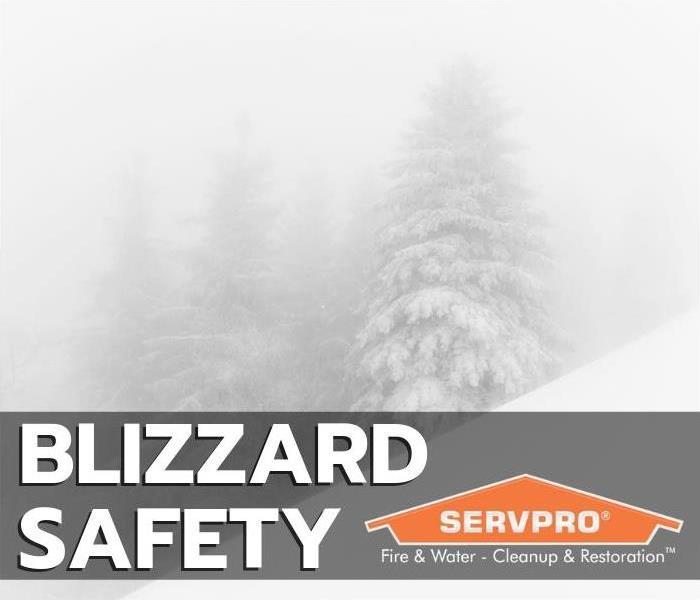 Blizzard Safety Servpro Of Peoria