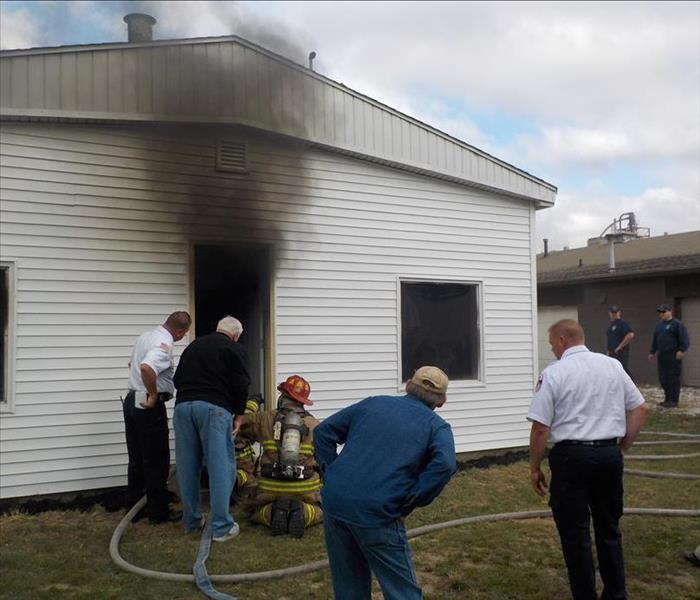 Fire Damage 2016 Fire Demonstration & Educational Seminar