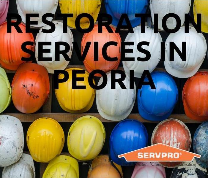 Commercial Restoration Services In Peoria