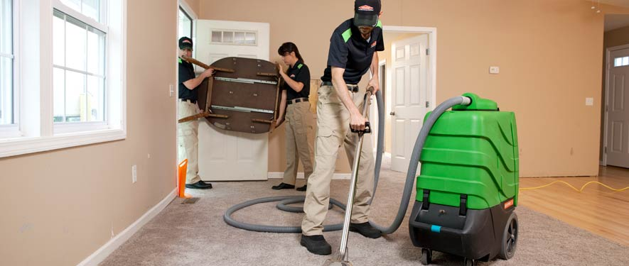 Peoria, IL residential restoration cleaning